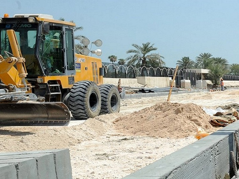 Excavation and Backfilling Works