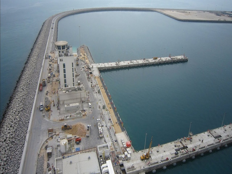 Ras Laffan Port Expansion Project